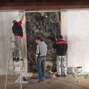 montaj lastre granit Cluj